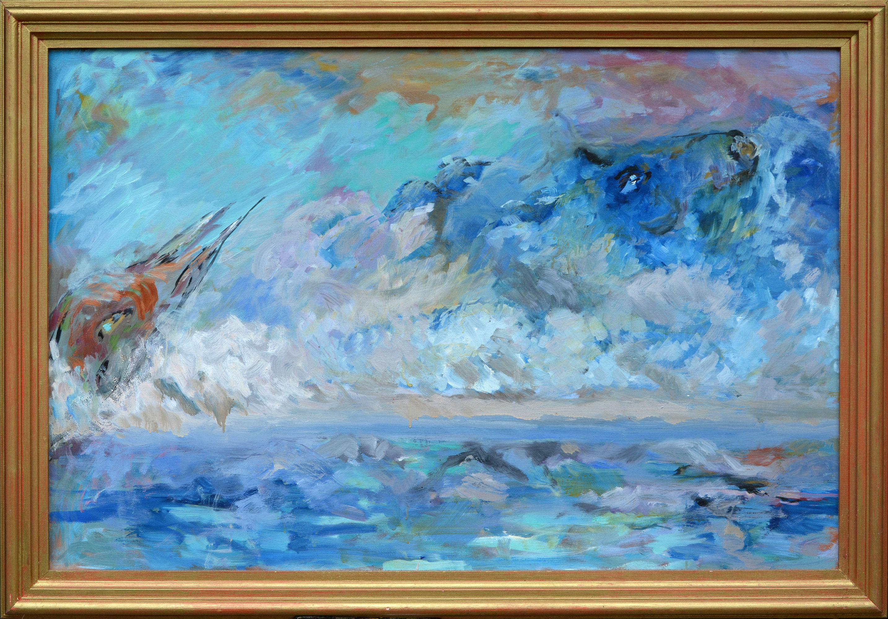 (40)Ragnarok. 64x100