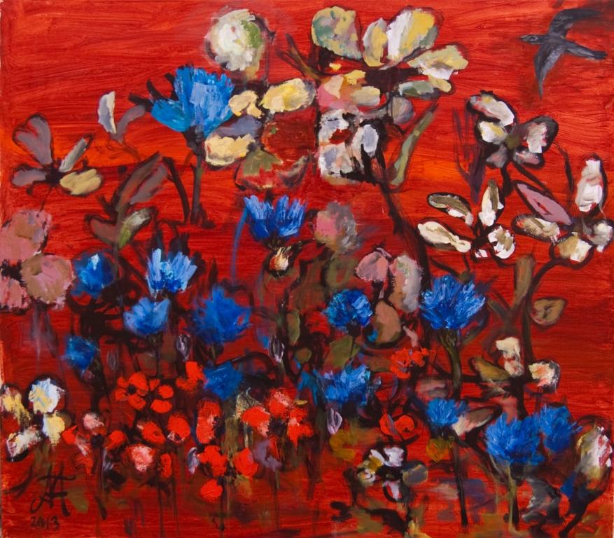 107×120-blomster